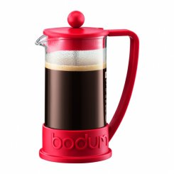 bodum brazil 350ml red