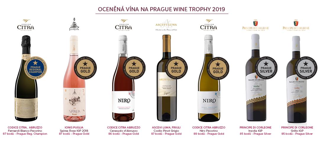 Oceněná vína 5