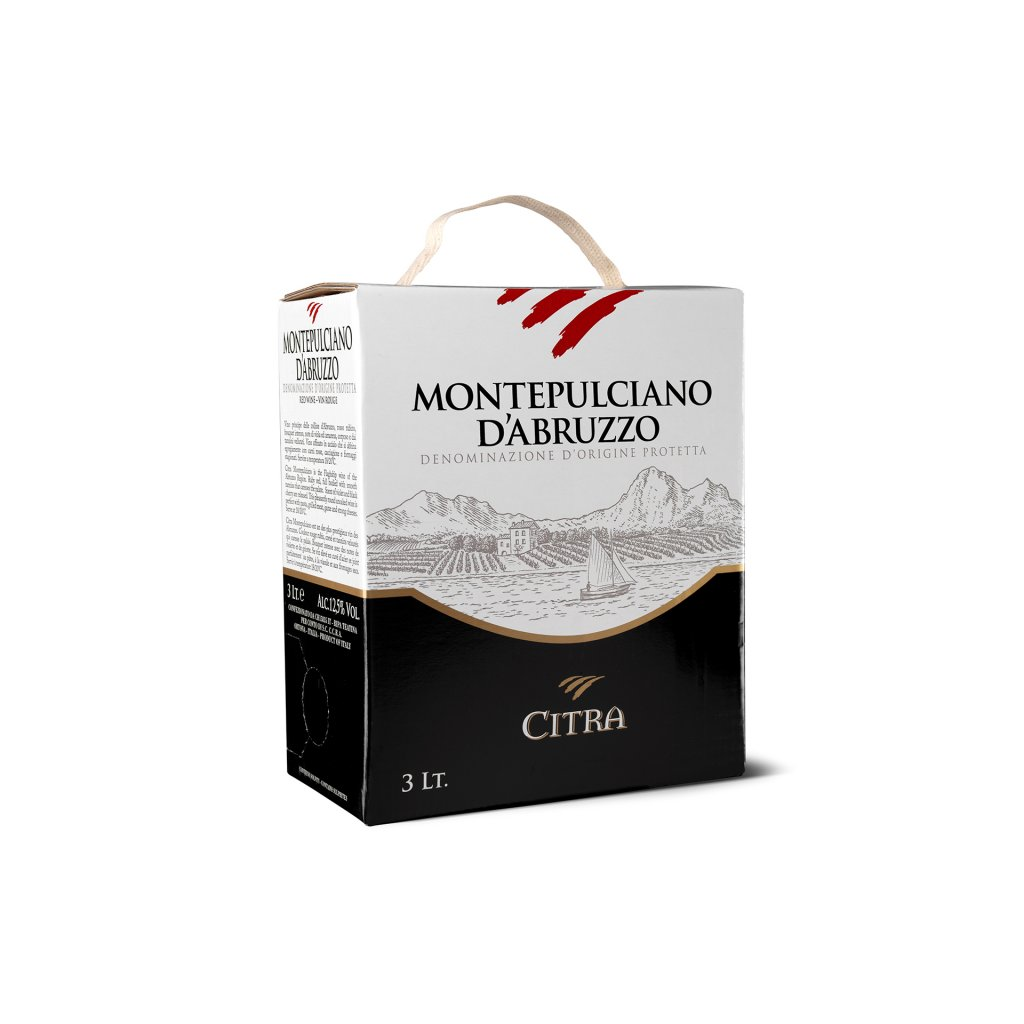 Citra MontepulcianodAbruzzo BagInBox