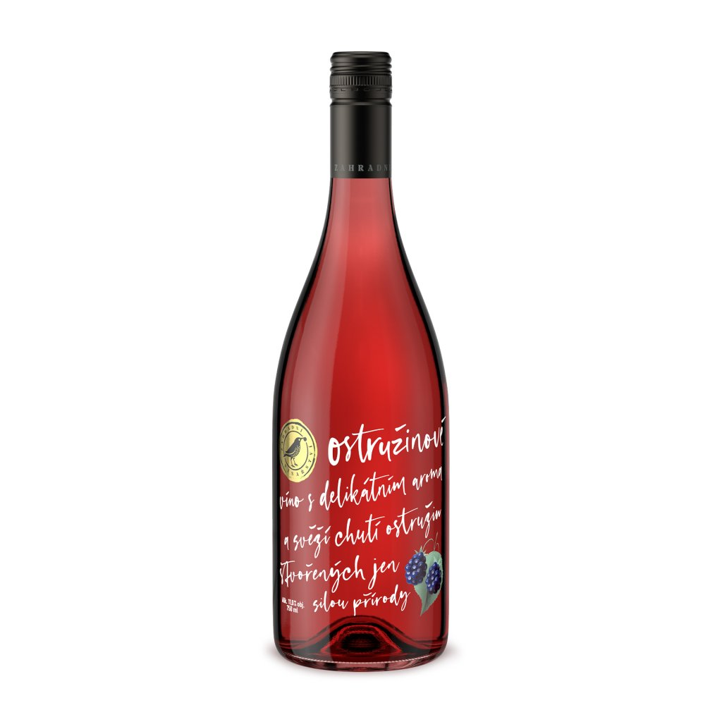 Ostružinovévíno Ovocná vína