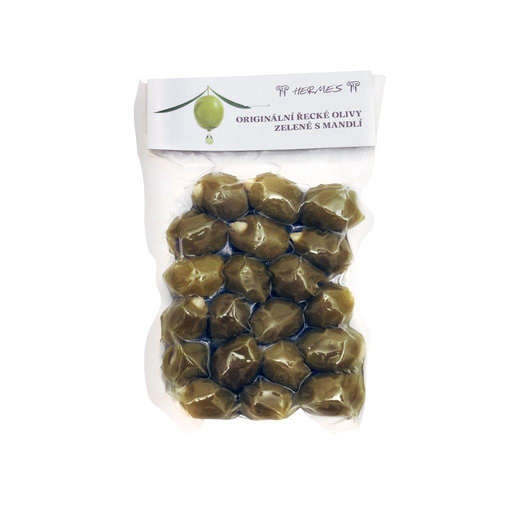 originalni recke olivy zelené s mandlí