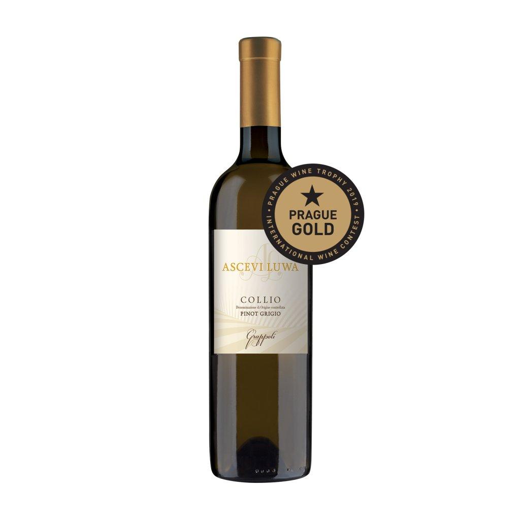 Pinot Grigio Ascevi Luwa