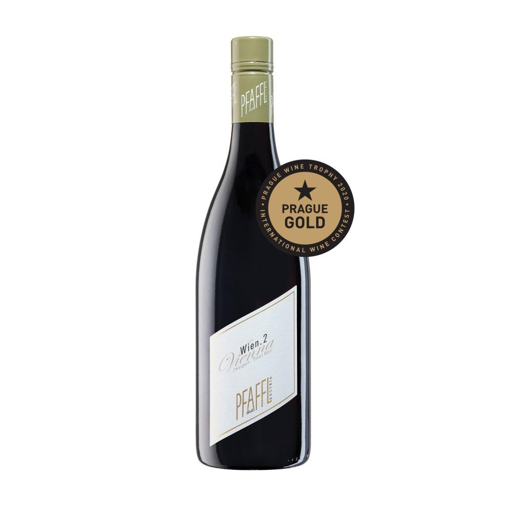 WIEN 2 Zweigelt Pinot Noir