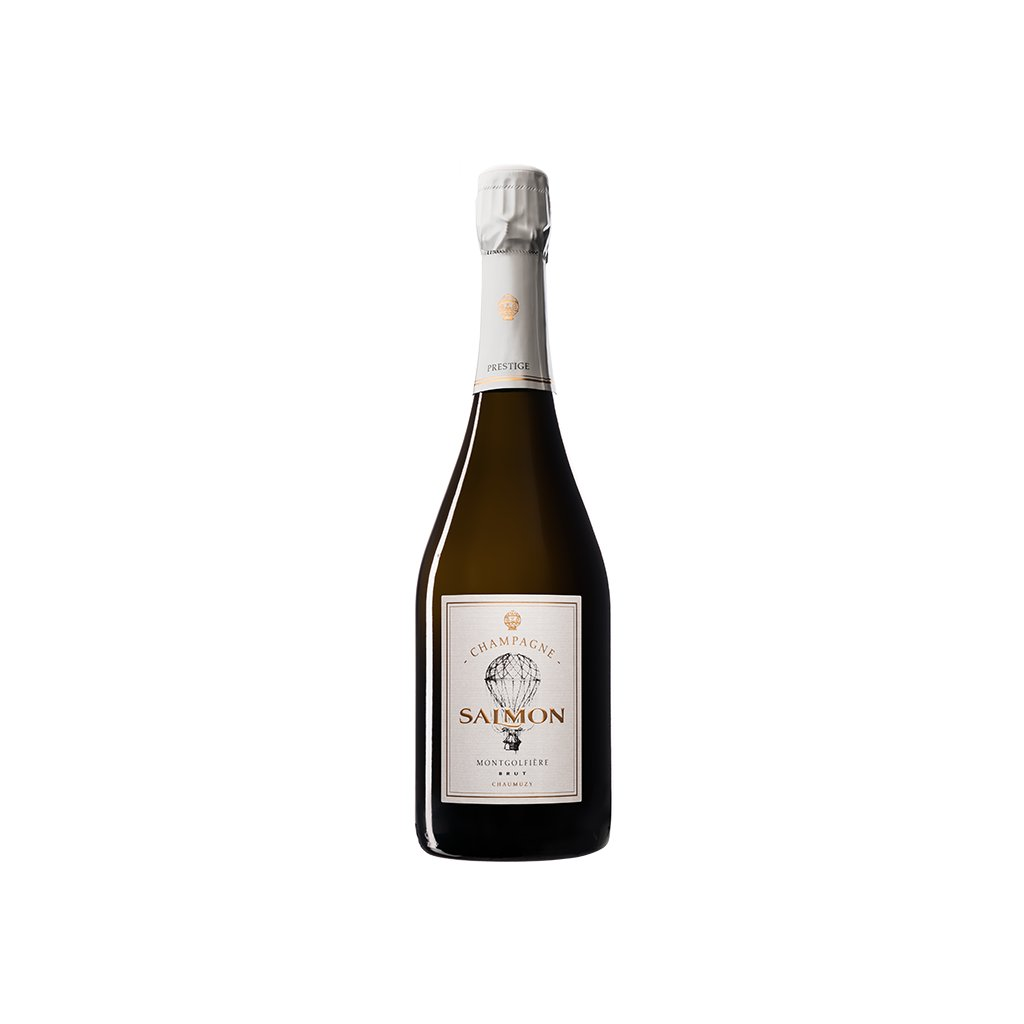 champagne salmon collection montgolfiere prestige brut