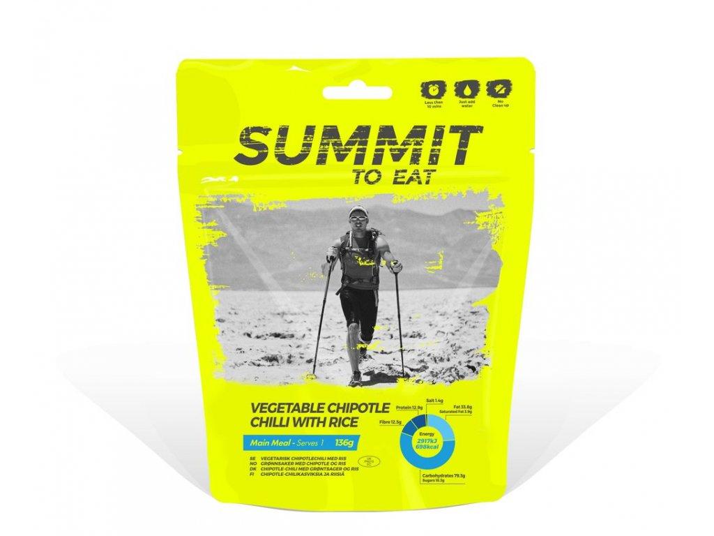 Summit to Eat - Vegetariánské Jalapeno