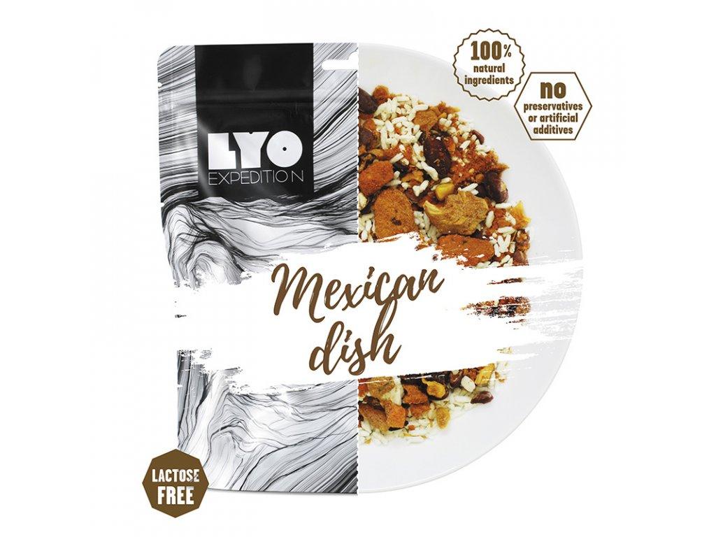 LYOfood - Mexická pánev