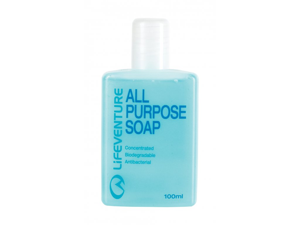 Lifeventure All Purpose Soap 100ml