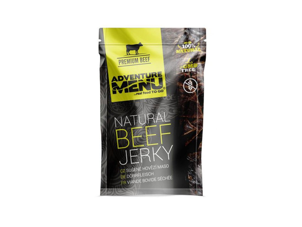 Adventure Menu - Beef jerky 100 g