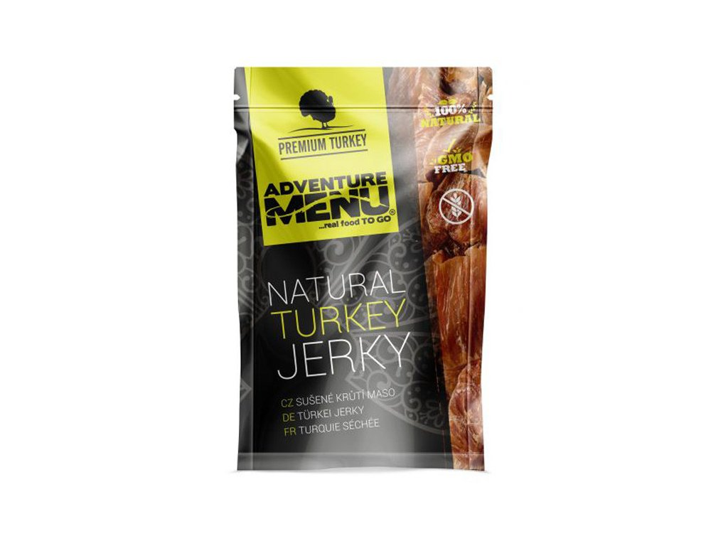 Adventure Menu - Turkey jerky 100 g