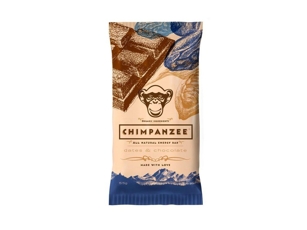 Chimpanzee - Energy Bar - Dates & Chocolate