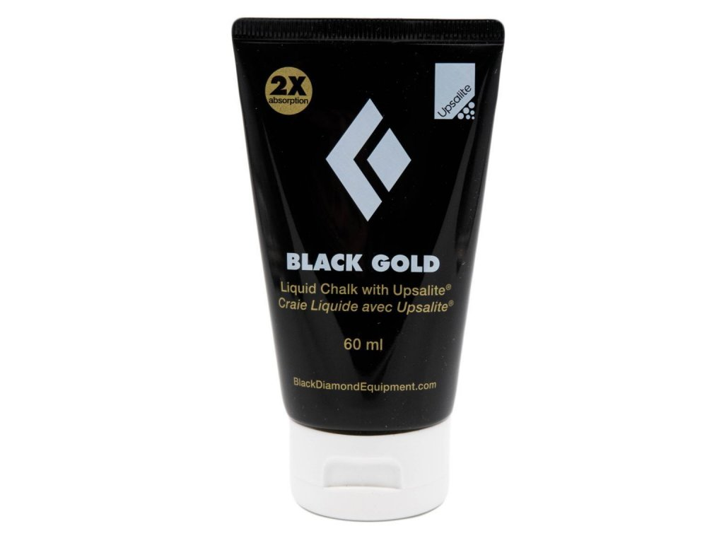 Black Diamond Liquid Black Gold Chalk 60 ml