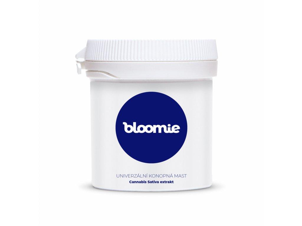 Bloomie - Univerzální konopná mast