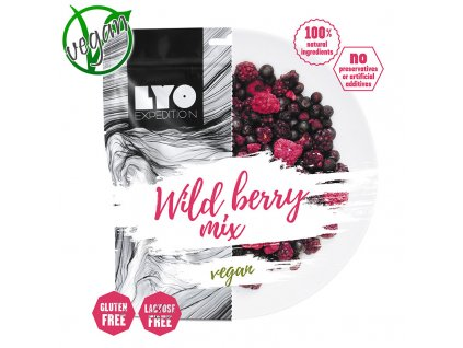 LYOfood - Wild berry mix