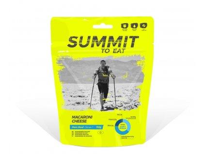 Summit to Eat - Makarony se sýrem