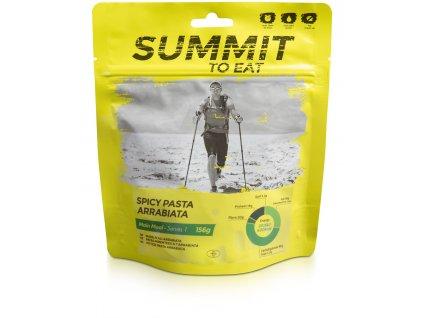 Summit to Eat - Pikantní těstoviny Arrabiata