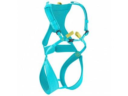 edelrid kids fraggle iii full body harness