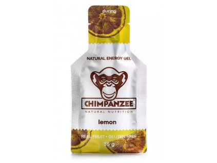 Chimpanzee - Energy Gel Lemon