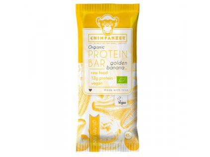 Chimpanzee - BIO Protein Bar - Banana