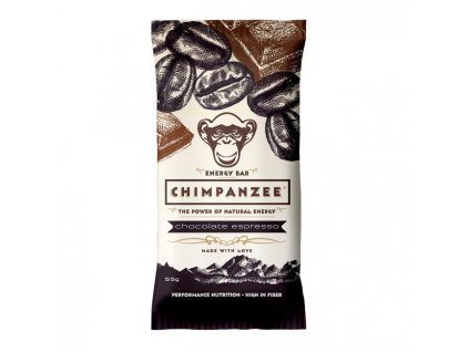 Chimpanzee - Energy Bar - Chocolate Espresso