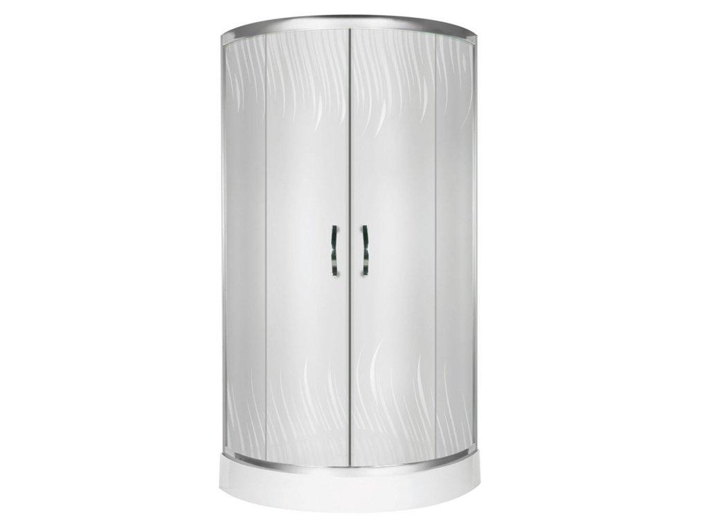 Aplomo Liana 80x80x195 sprchový kout (Rozměr 80x80)