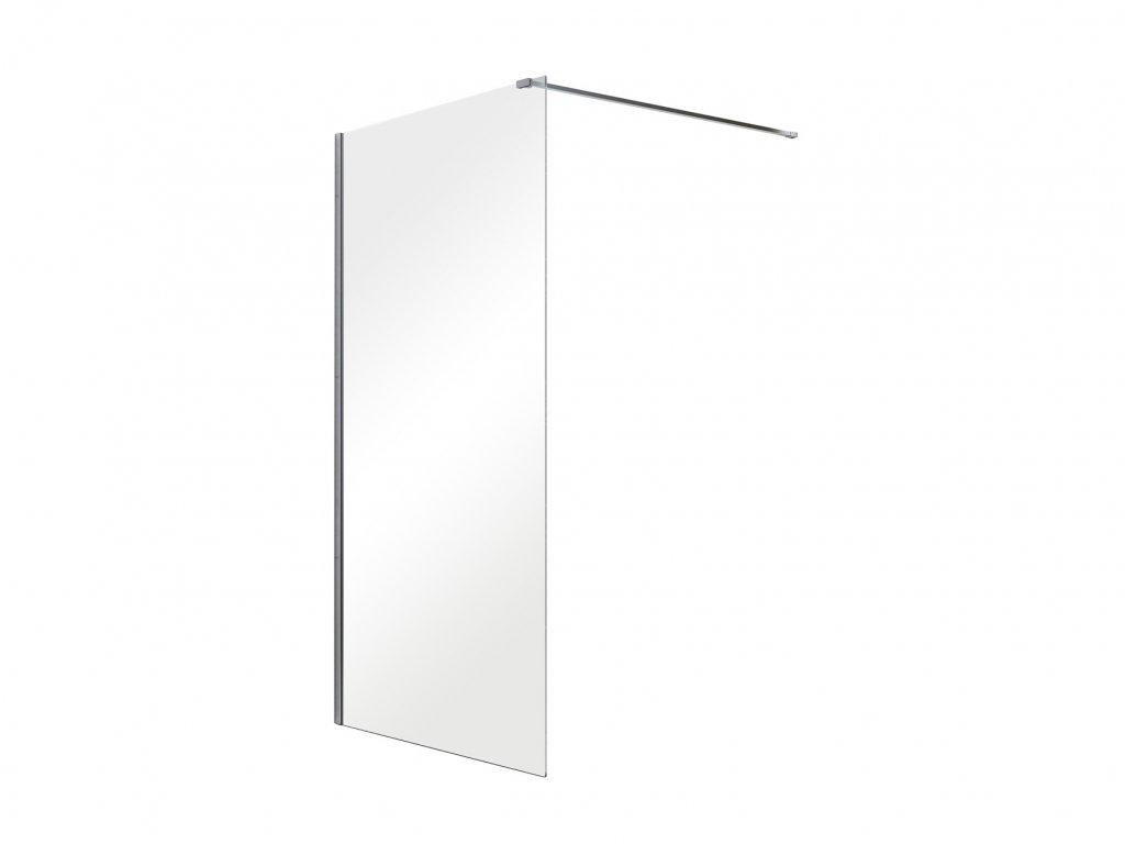 Besco Aveo 100 Walk In sprchový kout (Šířka dveří 100 cm)