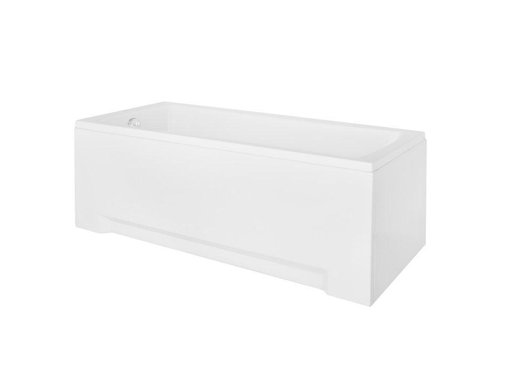 Besco Optima krycí panel čelní + boční (Délka vany 140 cm)