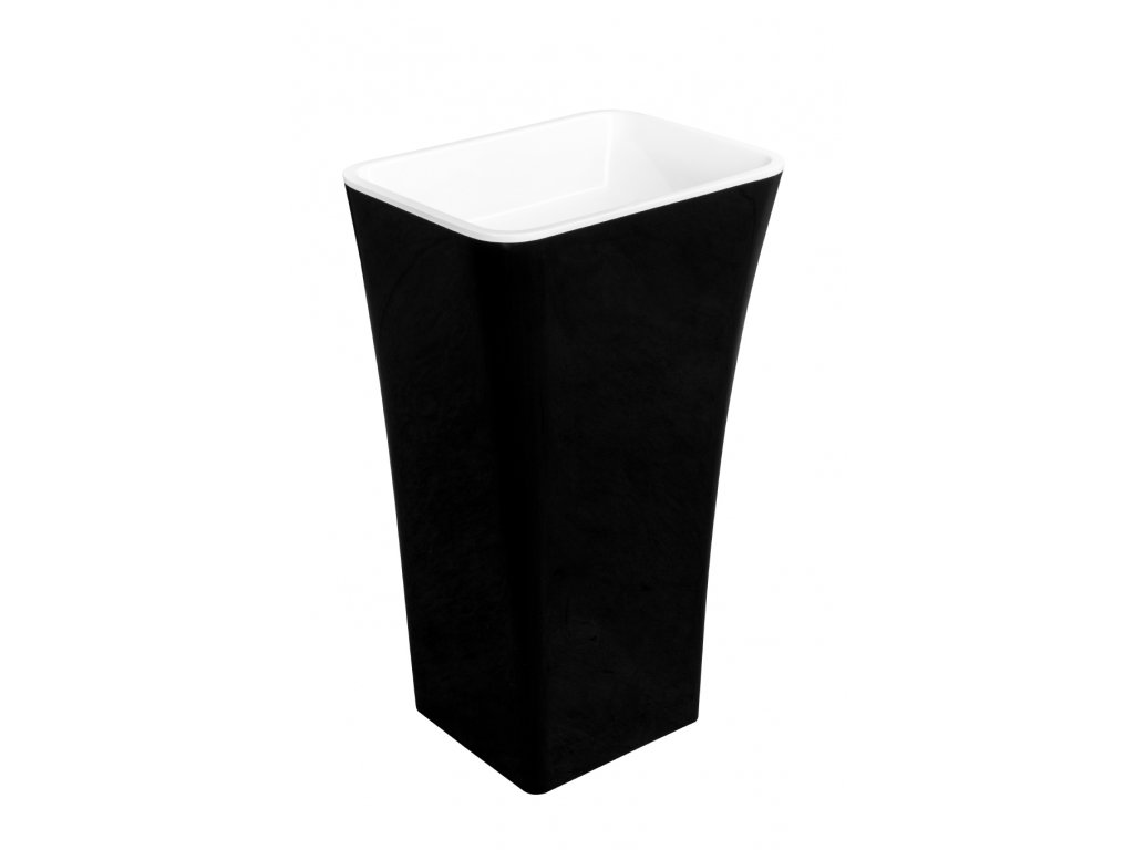 2179 black edition assos volne stojici keramicke umyvadlo