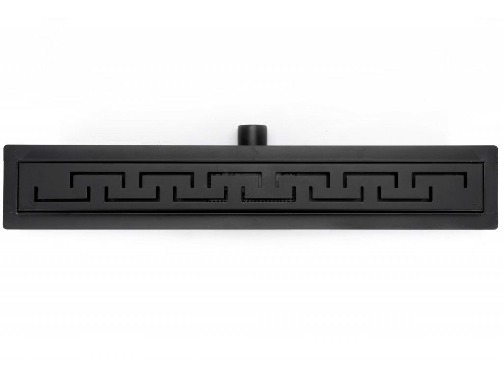 5089 black edition greek 90 odtokovy zlab
