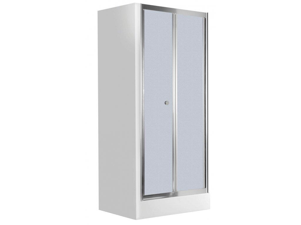 Aplomo Break mat sprchové dveře 80x185, 90x195 (Šířka dveří 80 cm)