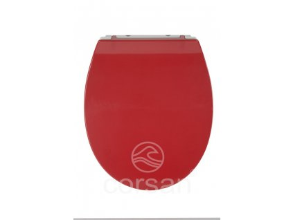 2770 aplomo red wc sedatko soft close
