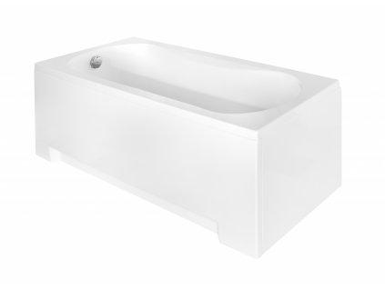 Besco Aria krycí panel čelní + boční (Délka vany 120 cm)