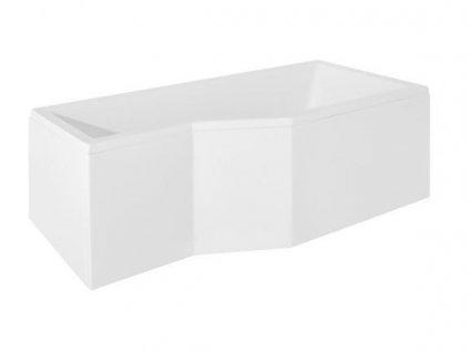 Besco Integra krycí panel 150x75, 170x75 (Délka vany 150 cm, Orientace Levá)