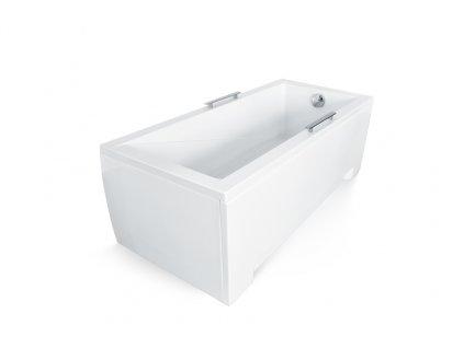 Besco Modern akrylátová vana 180x80 (Délka vany 180 cm)