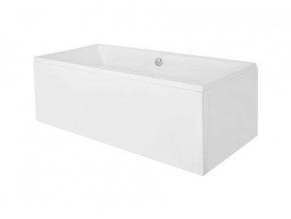 Besco Quadro 190x90 akrylátová vana (Délka vany 190 cm)