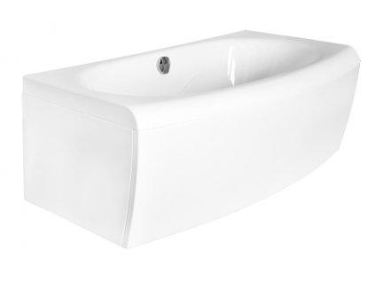 Besco Telimena krycí panel čelní + boční (Délka vany 160 cm)