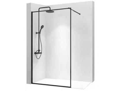 Black Edition Bler 110 Walk In sprchový kout (Šířka dveří 110 cm)