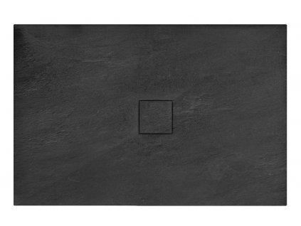 5155 black edition stone 120x90 sprchova vanicka
