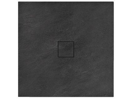 5152 black edition stone 90x90 sprchova vanicka