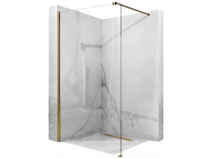 Gold Edition Aero 100 Walk In sprchový kout (Šířka dveří 100 cm)