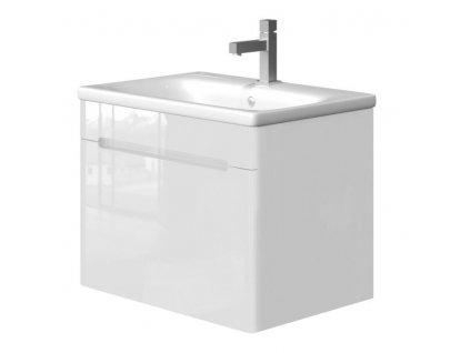 2797 kingsbath carina 65 koupelnova skrinka s umyvadlem