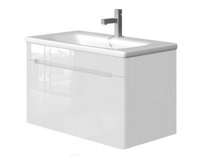 2800 kingsbath carina 80 koupelnova skrinka s umyvadlem