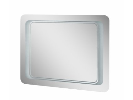 3097 kingsbath duet 90x60 podsvicene zrcadlo led