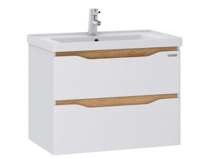 3967 kingsbath liga air 60 koupelnova skrinka s umyvadlem