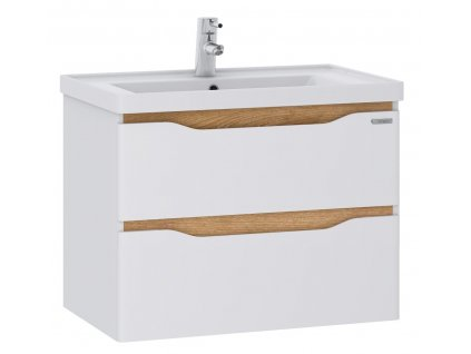 3973 kingsbath liga air 80 koupelnova skrinka s umyvadlem