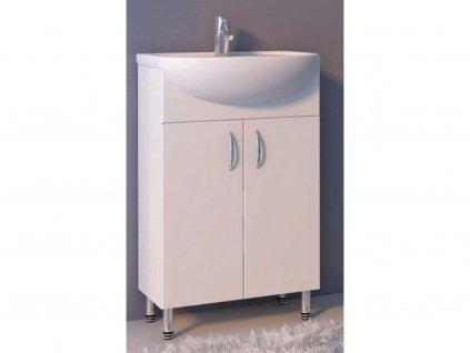 4006 2 kingsbath lyra 55 koupelnova skrinka s umyvadlem