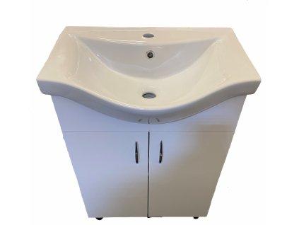4009 kingsbath lyra 60 koupelnova skrinka s umyvadlem