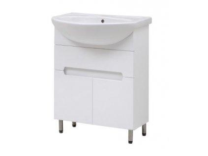 4150 kingsbath marco 60 koupelnova skrinka s umyvadlem