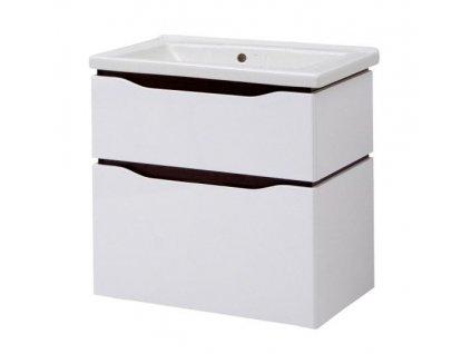 2638 kingsbath senator air 60 koupelnova skrinka s umyvadlem