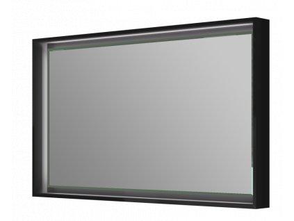 5671 kingsbath zrcadlo torino black 100