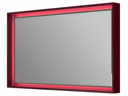 5674 kingsbath zrcadlo torino claret 100